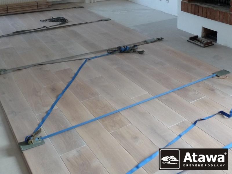 Pokládání podlahových palubek návod